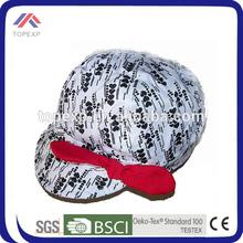 cotton cute baby snapback cap