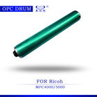 Good quality hot selling long life factory supply laser copier spare parts coating compatible for Ricoh MP4001 opc drum