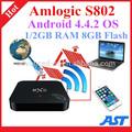 ม. iiiamlogics802quadcoreandroidของgoogleกล่องทีวีเล่นสนับสนุนการดาวน์โหลดเก็บ