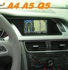 navigation DVD for audi a4 a5 q5 car gps
