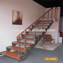 cast iron spiral stair with modern design