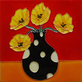 cuadros decorativos para la cocina de baldosas de cerámica coaster