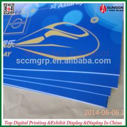 Pp Coreflute Sheet,Coroplast Print,Correx Board digital printing
