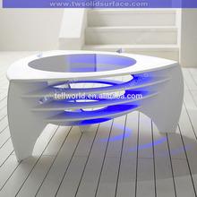 Modern LED Office Table for Office Design
