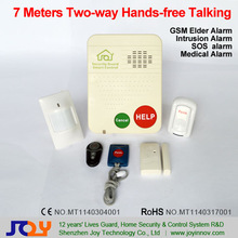 Elder Safety Emergency Call,Remote Emergency Elderly Help Button,Automatically Recycle Dial Help Telephone for Lonely Old People