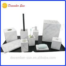 kitchen,kitchen cabinet,kitchen utensil,fancy promotional marble bathroom set