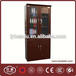 glass bathroom cabinet/ high quality hot sale modern design KD steel cabinet/ kitchen cabinet plate rack