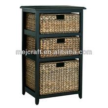 Top grade handcraft ancient individual corner bathroom vanity cabinet made in China
