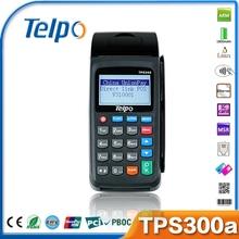debit card handheld based pos terminal with built-in printer/rfid