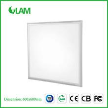 Nouveau gros mode chine fabrication 40 W 600 x 600 mm conduit de lumière de panneau