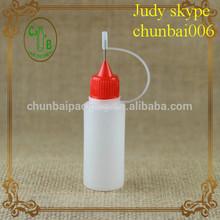 ejuice bottle needle,vaper juice white needle tip bottles 15ml Stock now!!!