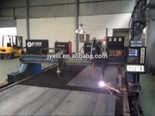 big gantry metal cutting machine oxygen plasma