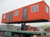 modular close side temporary container offices