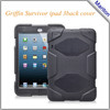 Upscale tough kids proof 9.7 inch iPad cover for school students