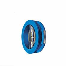 wafer check valve for gas oil and water pipeline