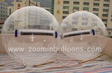 transparent water walker ball 100% TPU material