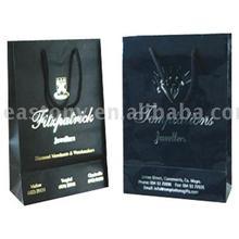 Hot Stamped Bag