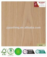 artificial recon wood veneer alder pine veneer with fleece back