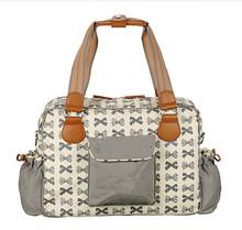 2014 beautiful tote bag yummy mummy diaper bag