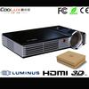 Coolux S2 Brightest 3D DLP LED HDMI Projector 1080P 2HDMI