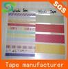 China manufacturing promotional self adhesive waterproof washi tape