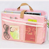 Nylon promotional bag cosmetic bag for lady