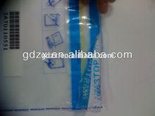 alibaba express security seal tamper evident bag
