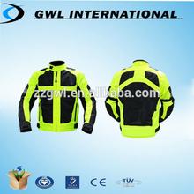 New design high visibility reflective safety kevlar motorcycle vest