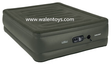 air mattress with built-in electric pump,CE/ASTM approved inflatable bed ,china manufacturer