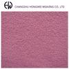 Pink dyed 150D cheap polar fleece fabric for lining