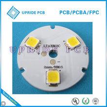 single sided led PCB with led lights