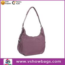 2014 Fashoion design water repellent nylon travel bag set