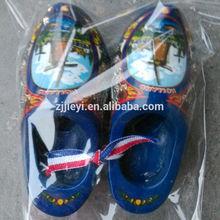 defective shoes for sale wooden dutch pair shoes 15cm