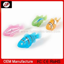 2014 Best selling Battery Control Electric Swimming Robotic Fish/Robo Fish Toys
