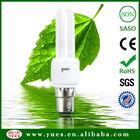 mini 2u energy saving lamp cfl bulb cfl light