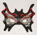 Usine 2015 fstival kid. carnaval mascarade masque pour les yeux la moitié du visage masque de danse