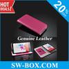 Elegant Flip Case, Genuine Leather Case for LG G3
