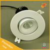 dimmable led downlight 80mm cut out sharp cob 10w led recessed downlight