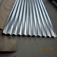 Zinc Corrugated Metal Roofing sheet / Galvanized Roofing sheet used for pressed steel tank for water storage and steel towers