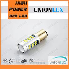 1157 p21/5w 16w brake lamp auto led 12v bulb UX-4G21-1157-3535