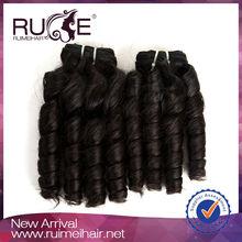 Ruimei Hair Unprocessed Temple Hair Dropship Wholesale Virgin Indian Brazilian Hair