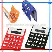 CY05 8-digit Silicone scientific electroinc desktop calculator