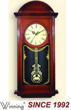 Giant Clock, Giant Pendulum Wall Clock