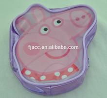 peppa pig pvc handbag