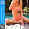 Domi Factory 2014 Western Hot Item Solid Open Body Sexy Photo Swimwear Sexy Transparent Bikini Swimsuit US Sex Girls Photo