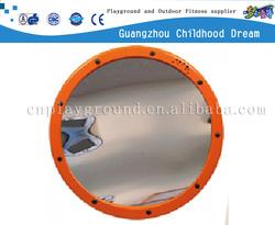 (HD-16504)Round distorting mirror children toy for kindergarten