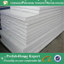 Construction Material Partition Wall,Heat Insulation Eps Sandwich Panel