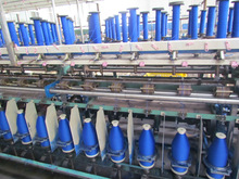High Speed Compound Yarn twist stranding machine