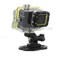F28B HD1080P 25FPS 135 degree Wide Waterproof Sports Action Helmet Camera CAM DV DVR