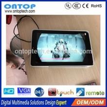 Custom 10 Inch HD SDI Lcd Touch Screen Monitor